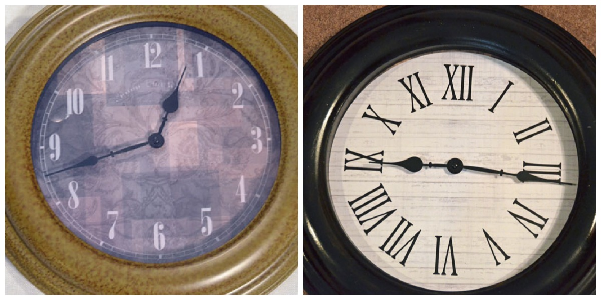 Clock Makeover_createandbabble.com