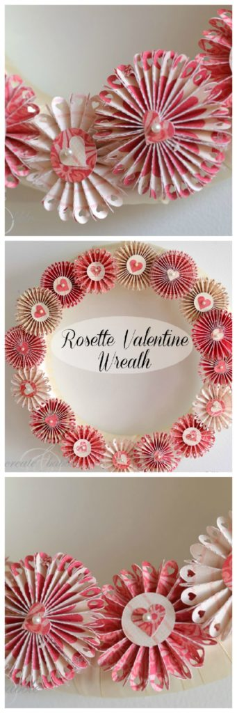 valentines-day-wreath-made-with-paper-rosettes