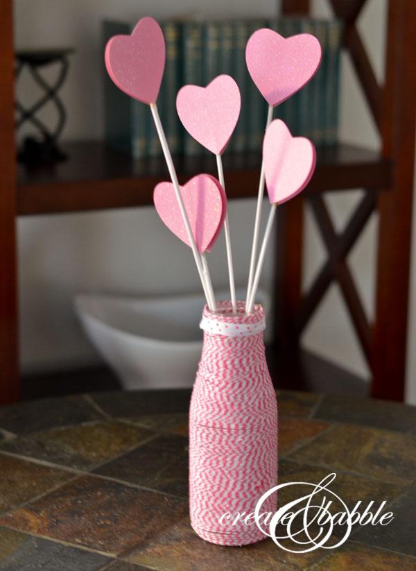 vase-of-hearts createandbabble.com