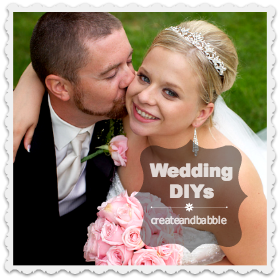 Wedding DIYs by Create & Babble