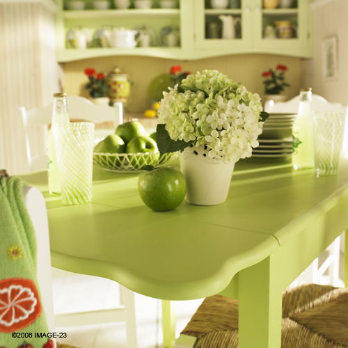 Kitchen Apple Green_L
