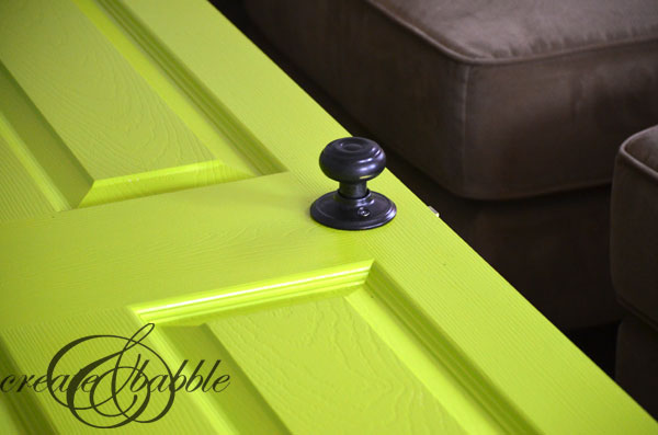 How to Paint a Six Panel Door