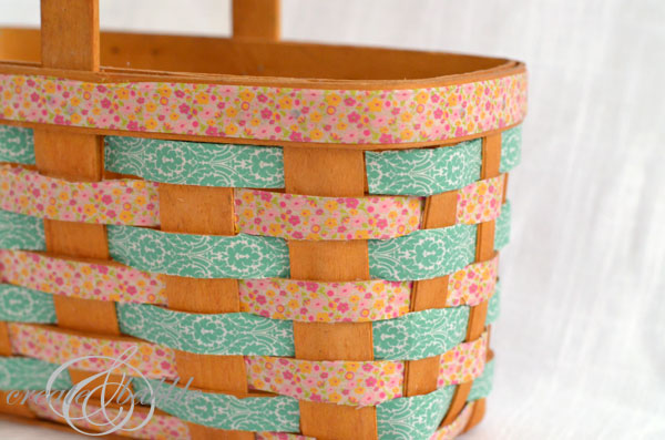 washi-taped-basket_createandbabble
