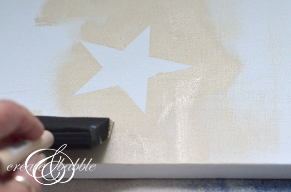 canvas flag star_createandbabble.com