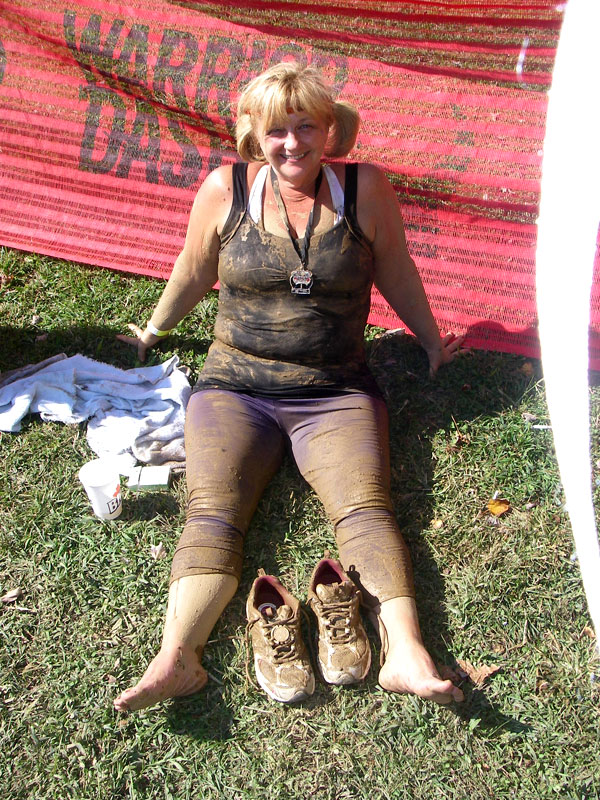 warrior dash - createandbabble.com