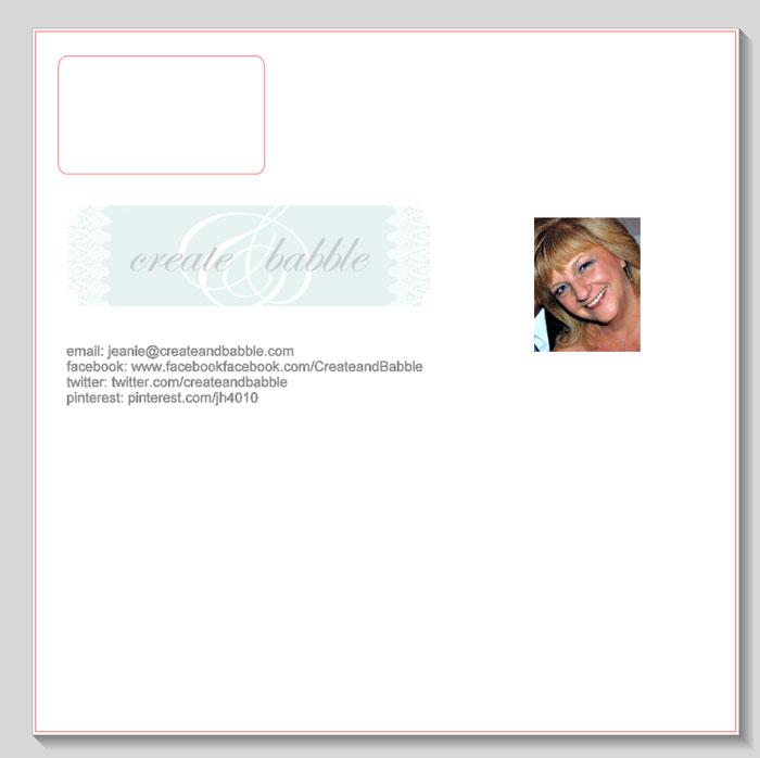 DIY Business Cards_createandbabble.com