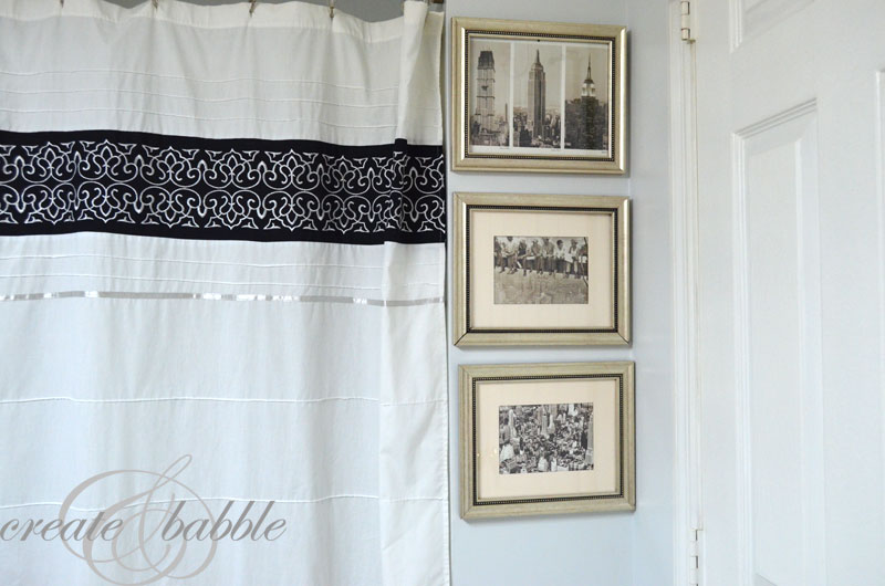 framed photos_createandbabble
