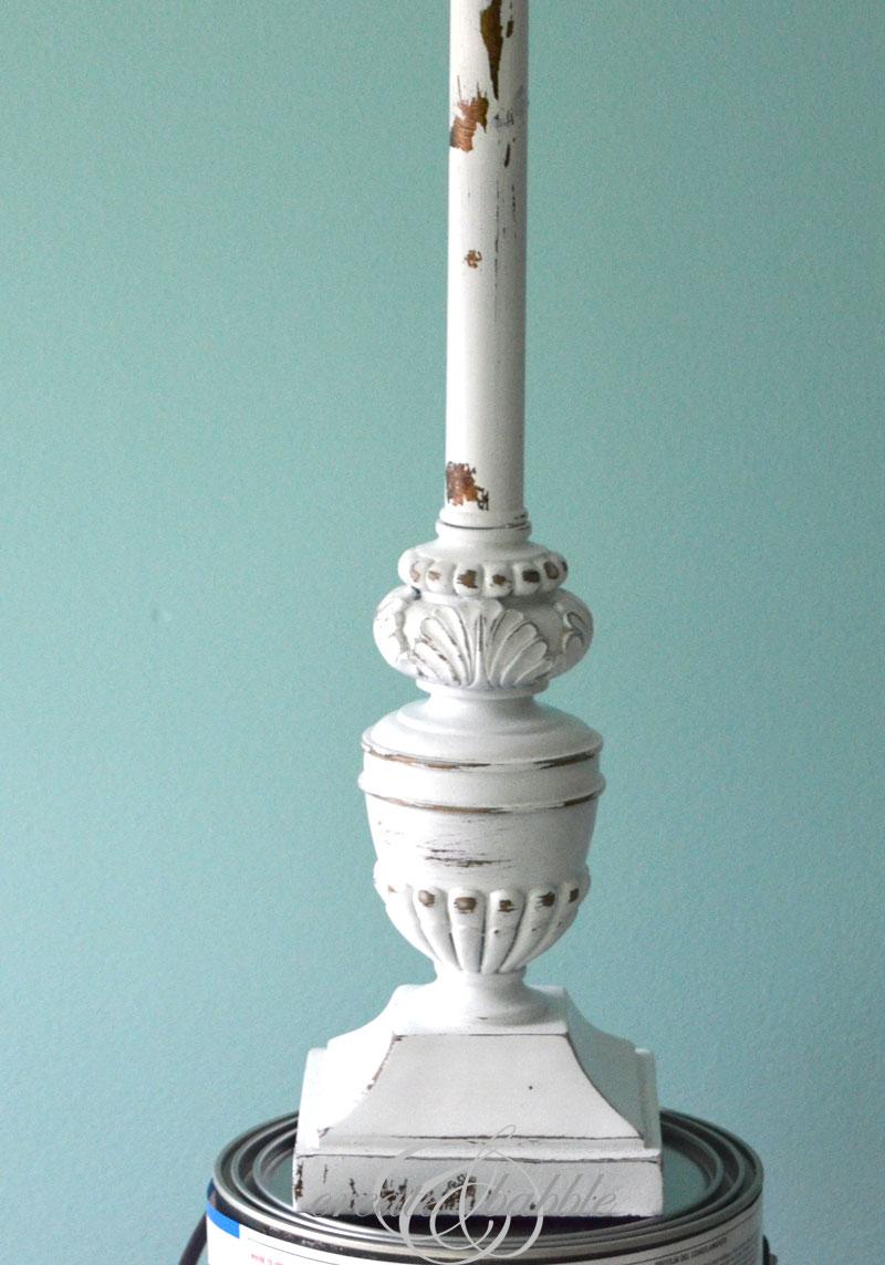 lamp makeover_createandbabble