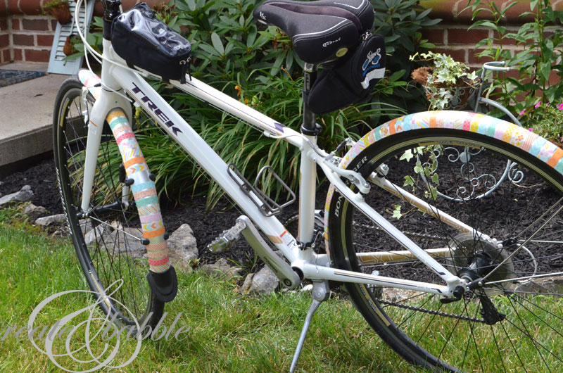 I Washi-Taped My Bike!