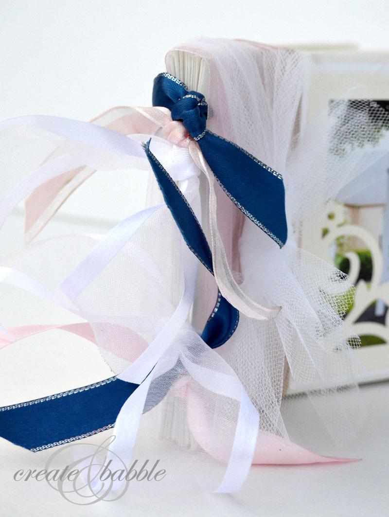 ribbon binding_createandbabble
