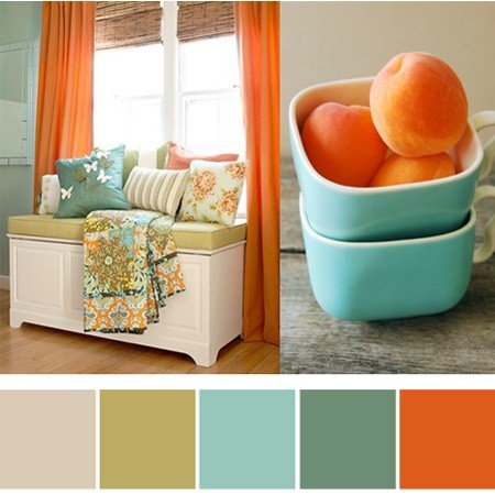 bedroom color inspiration