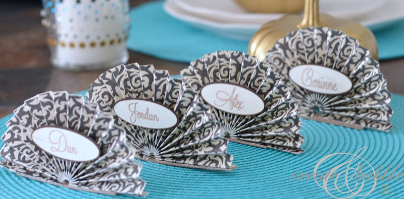 easy and pretty thanksgiving place cards_createandbabble.com