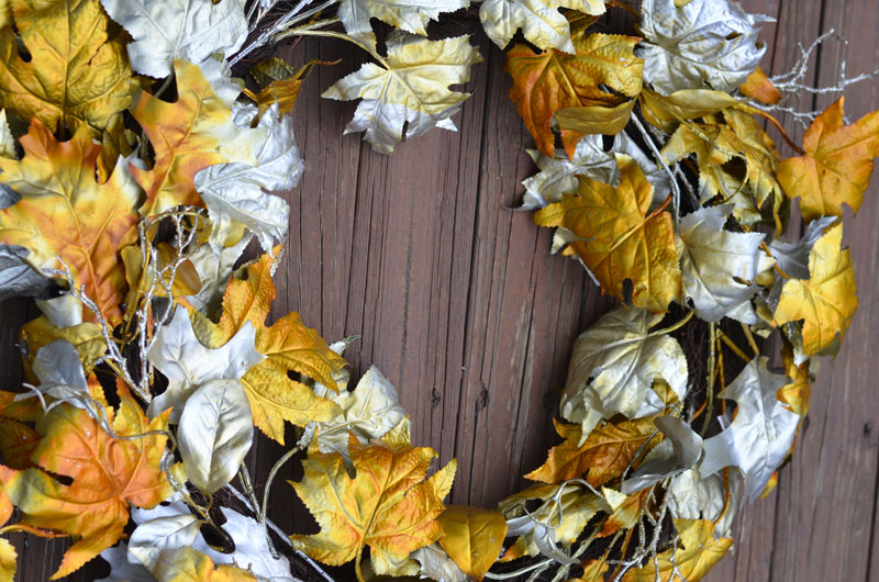 fall porch wreath_createandbabble.com