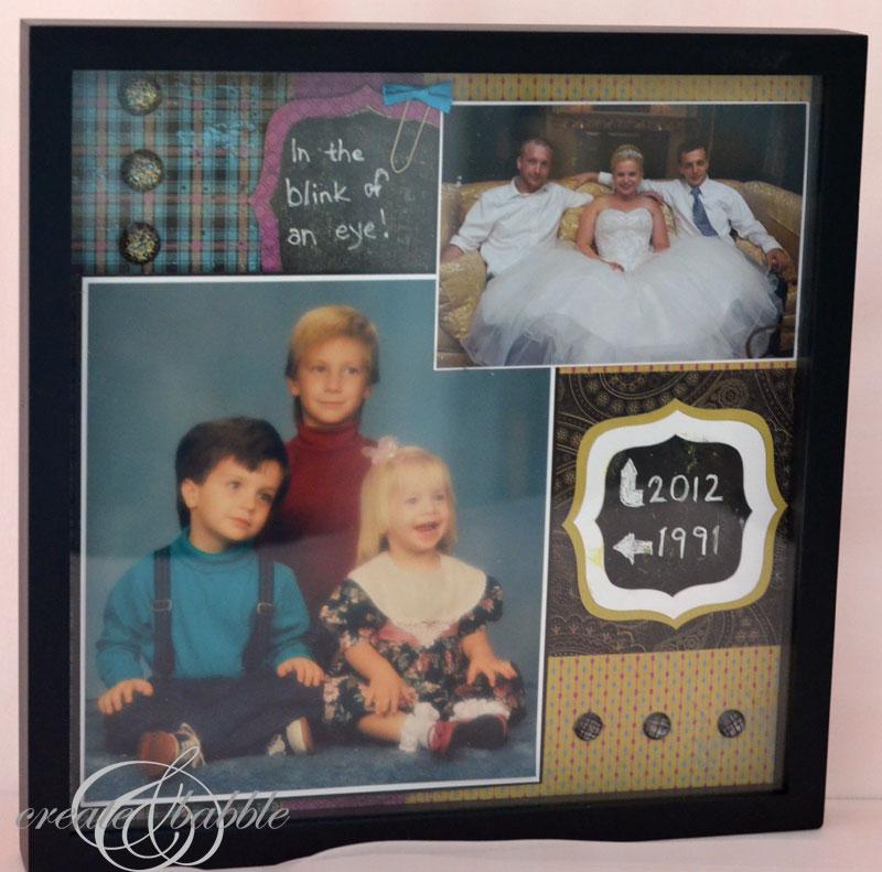 framed-scrapbook-page