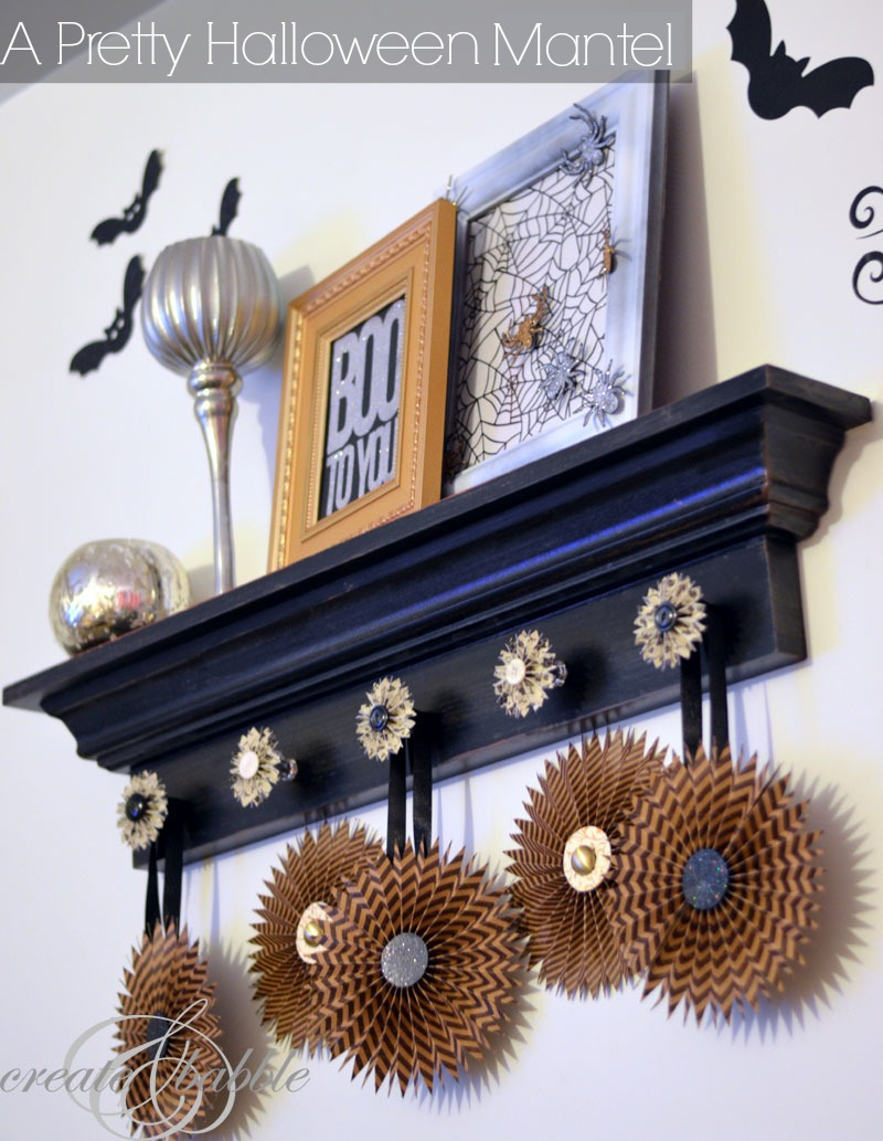 pretty-halloween-mantel-createandbabble