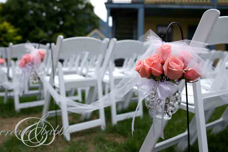 Tulle wedding aisle decorations gallery wedding decoration ideas tulle wedding decorations gallery wedding decoration ideas tulle wedding aisle decorations high school mediator tulle wedding junglespirit Gallery