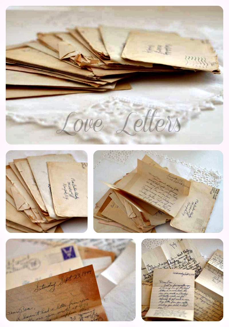 love letters for love letter box by createandbabble.com