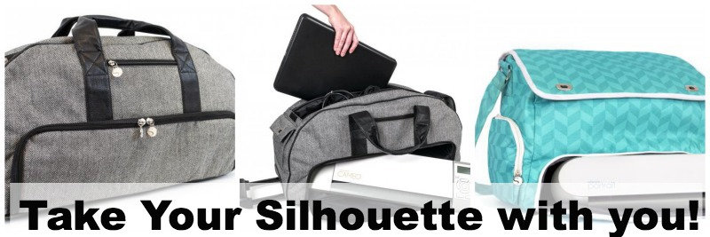 silhouette promotion by createandbabble.com
