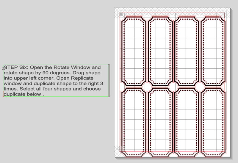 print and cut labels by createandbabble.com