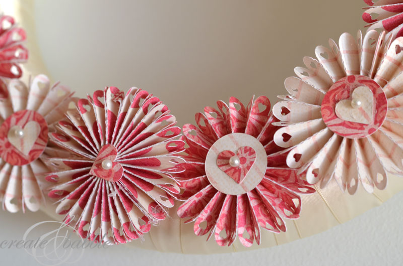 valentine wreath-2 by createandbabble.com