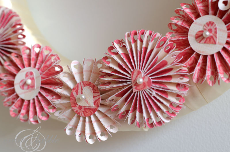 valentine wreath-3 by createandbabble.com