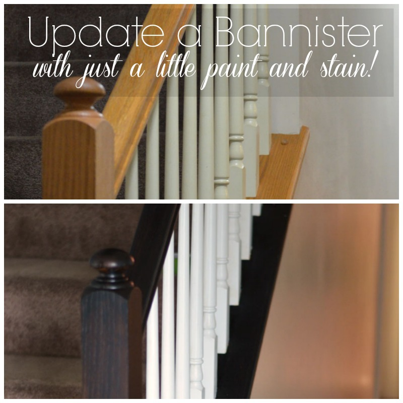 update a bannister by createandbabble
