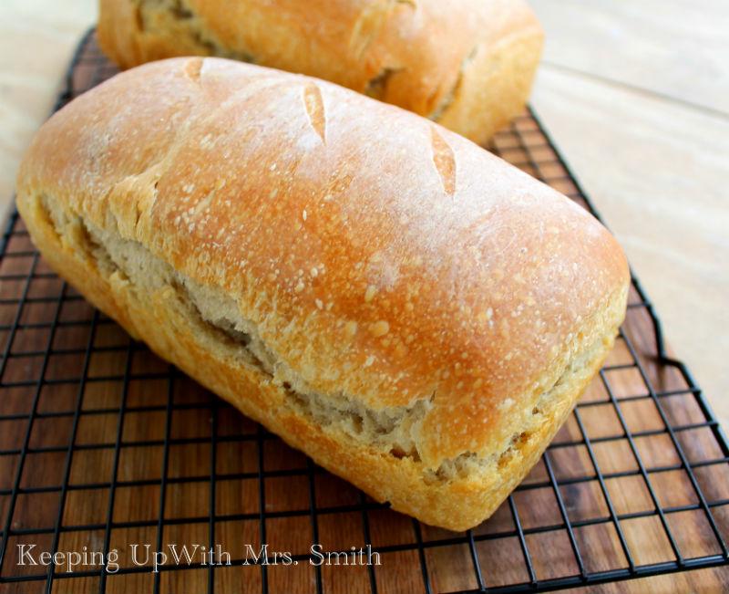 loaf sourdough bread
