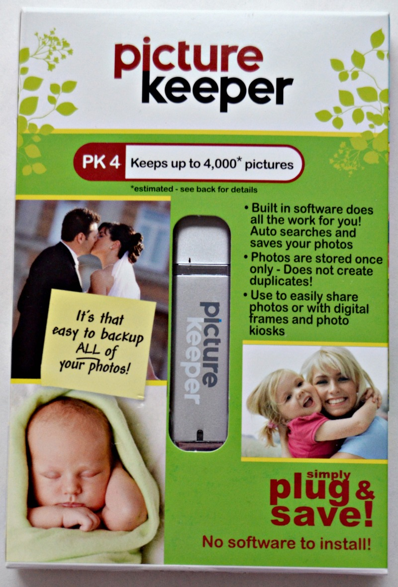 Picture Keeper Review & Giveaway