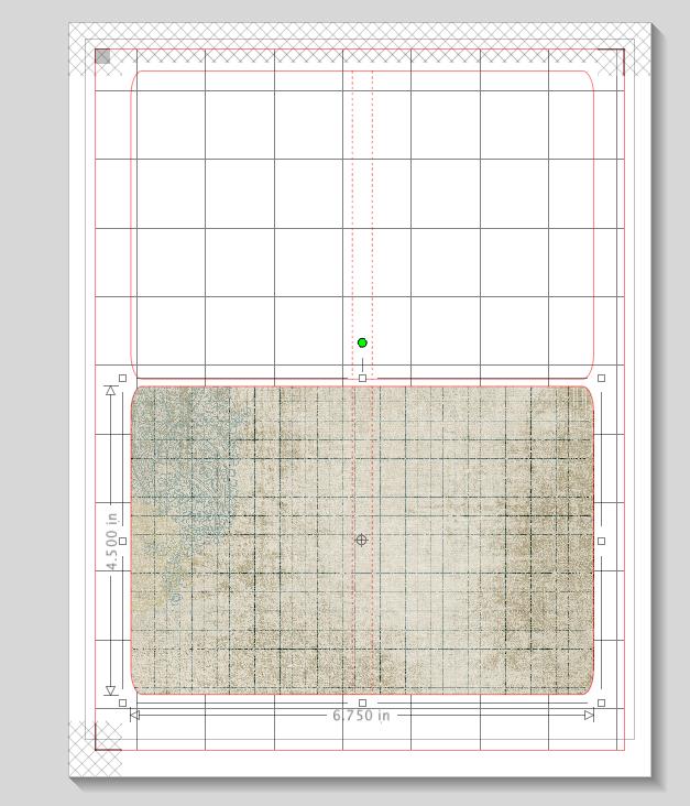 notepad cover by createandbabble