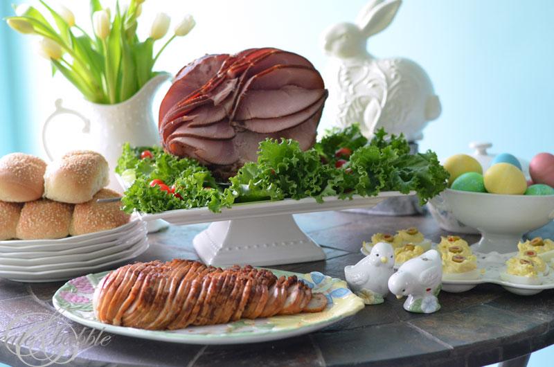 Honeybaked Ham Easter Dinner Create And