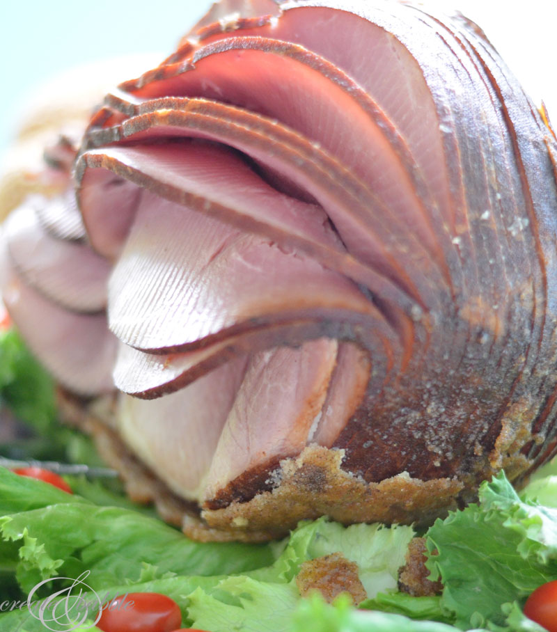 Honeybaked ham easter dinner and gift card giveaway create and honeybaked ham createandbabble negle Images