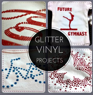 glitter-vinyl-silhouette-projects-by-createandbabble.com