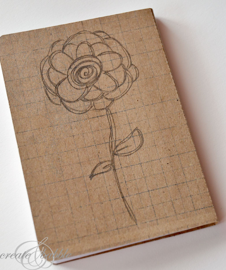 notebook-cover-kraft-paper-createandbabble.com