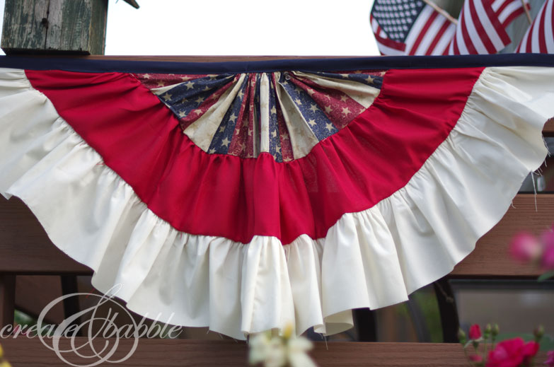 diy-red-white-blue-bunting-createandbabble