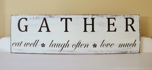 Gather-Kitchen-Sign-Silhouette-Cameo-Review-Up-Close-artsychicksrule.com-silhouette-cameo-sign-600x277