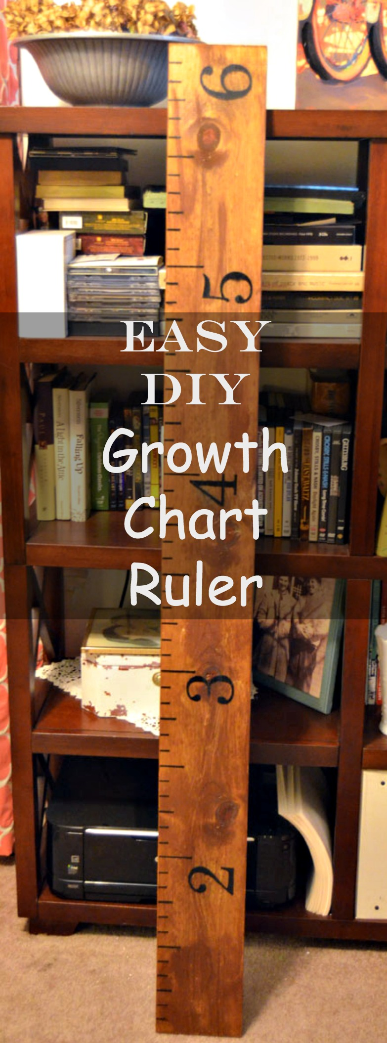 How to make a growth chart ruler create and babble how to make growth chart ruler nvjuhfo Images