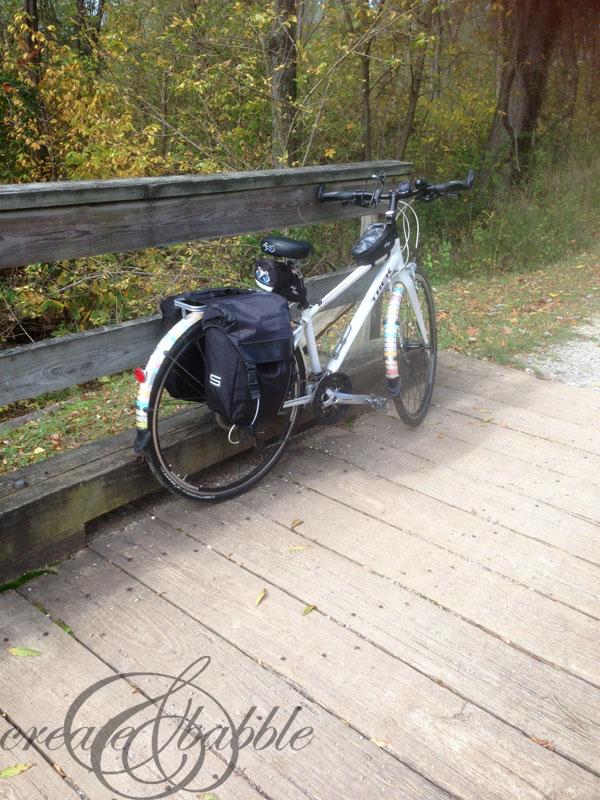 Biking the C&O Canal Towpath-createandbabble.com