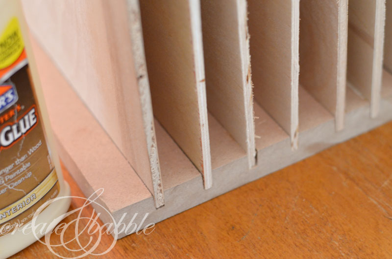 DIY Paper Organizer