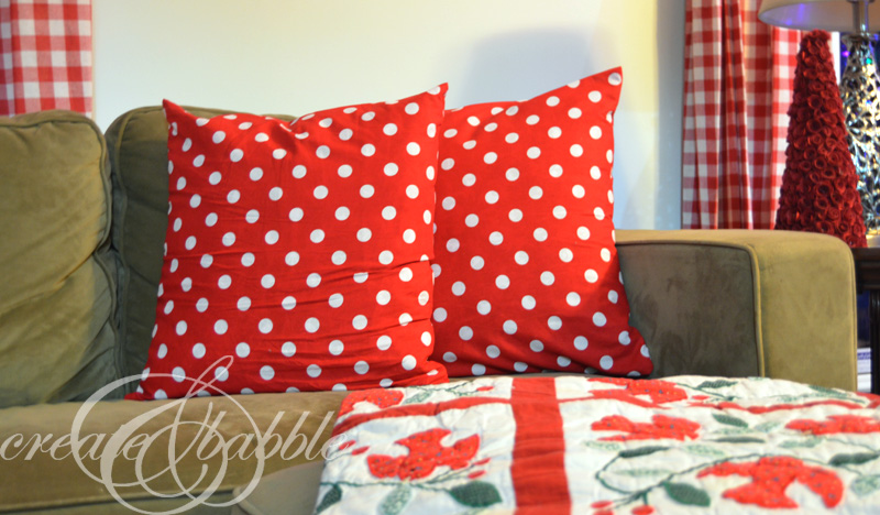 easy-to-sew-pillow-covers & Easy Sew Christmas Pillow Cover - Create and Babble pillowsntoast.com