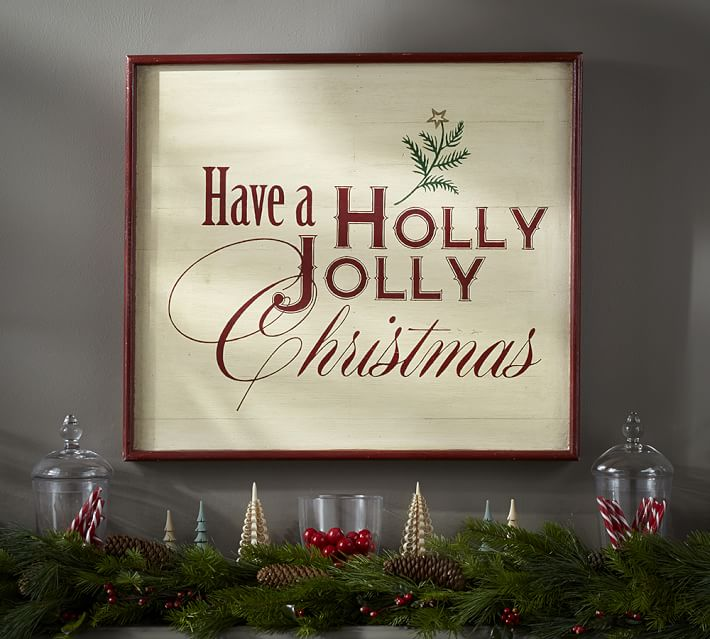 christmas wall art - Christmas Wall Art Decor