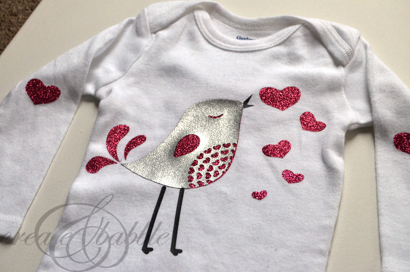Valentine S Day Onesie Create And Babble