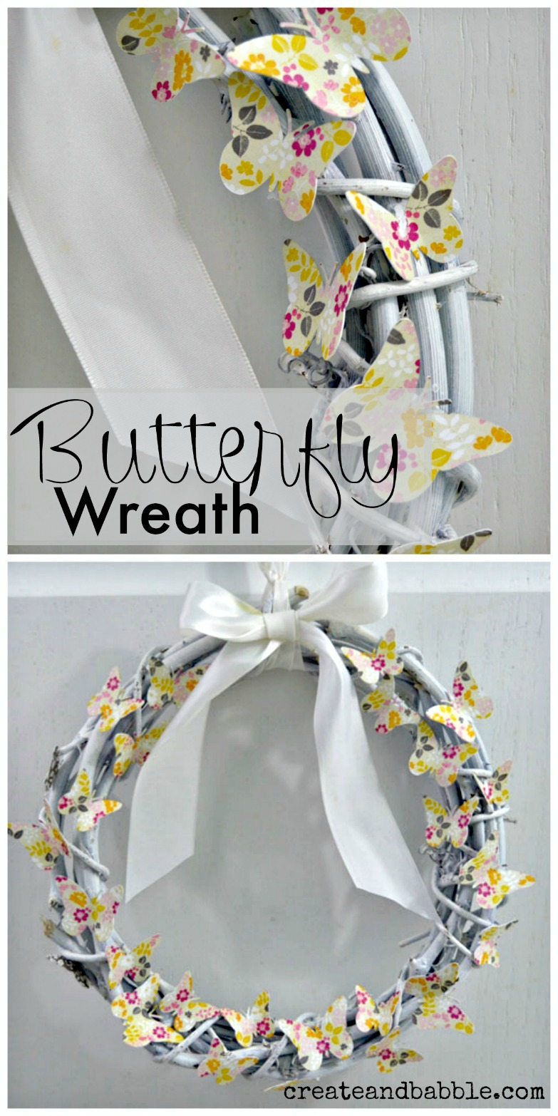 butterfly-wreath