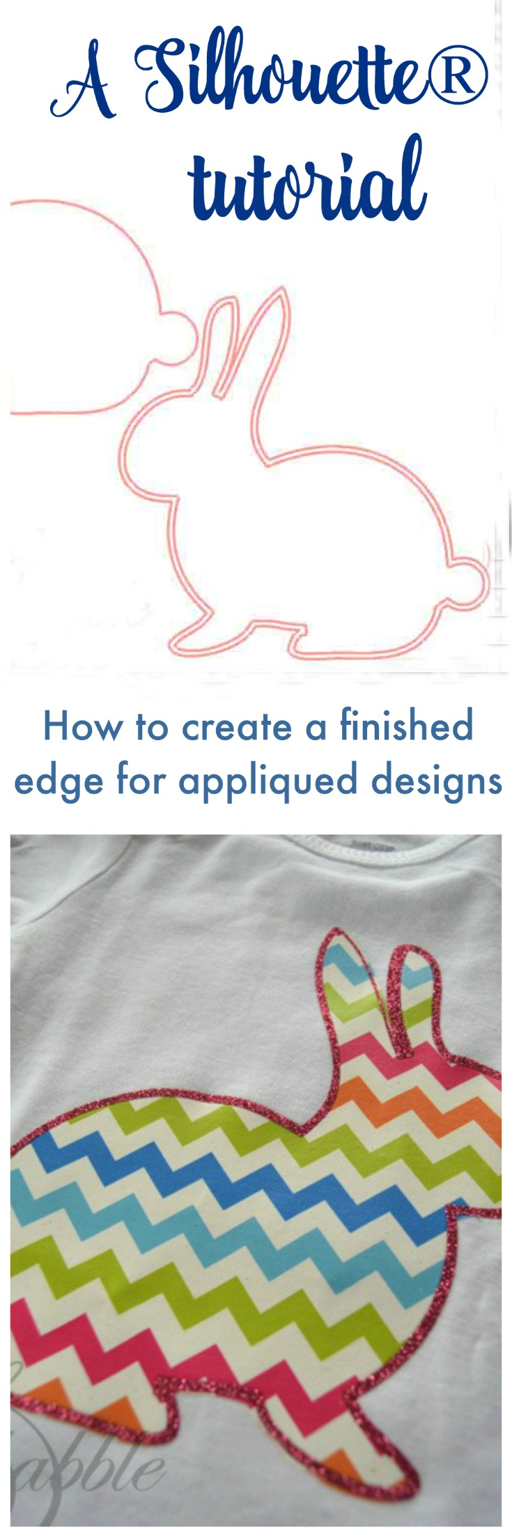 how to make htv outline for appliqued shape in silhouette studio