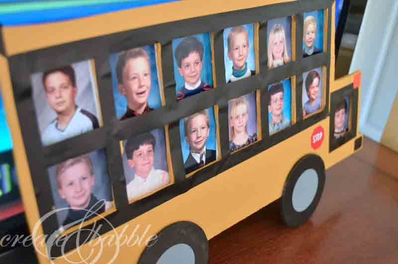 12 Years Of School Picture Frame Picture Frame Ideas