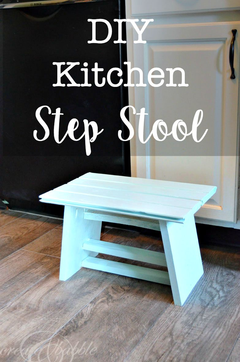 DIY-step-stool & DIY Kitchen Step Stool - Create and Babble islam-shia.org