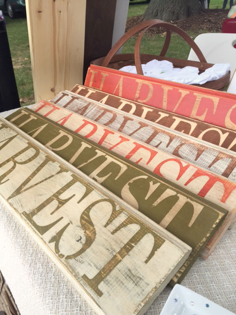 Craft show lessons learned create and babble for Wood crafts to sell at craft shows