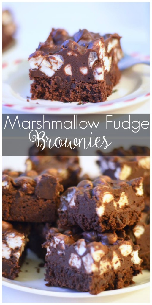 Marshmallow Fudge Brownies_createandbabble.com
