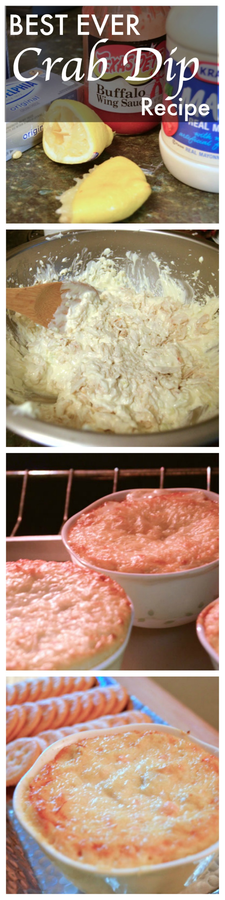 Best Ever Crab Dip Recipe_Create&Babble.com
