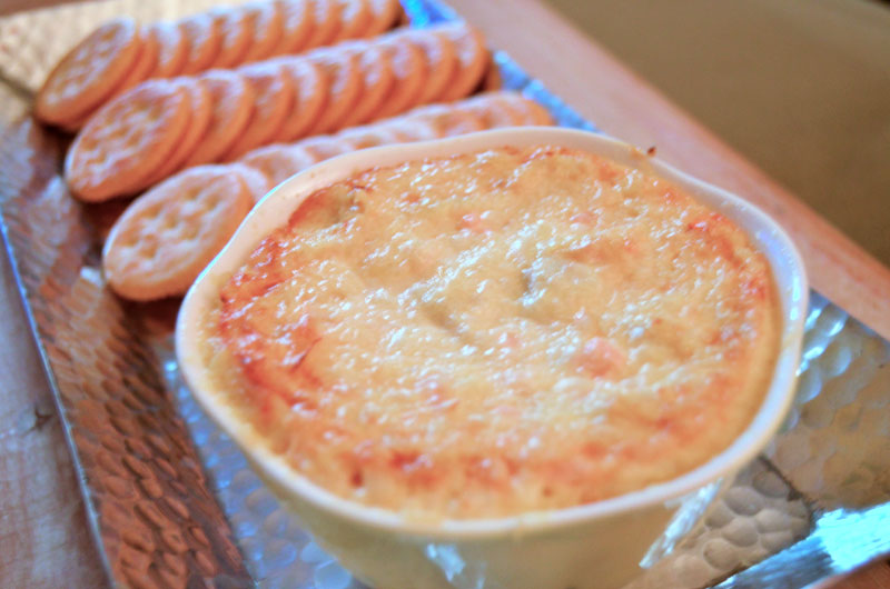 The Best Crab Dip Recipe