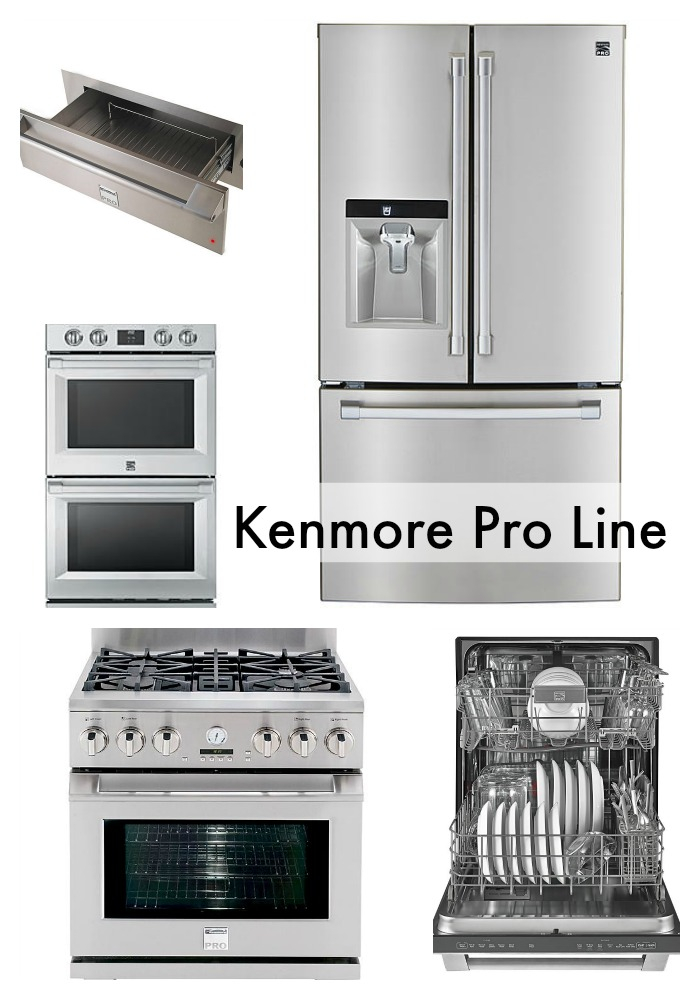 Kenmore Pro Line